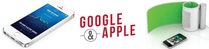 Google and Apple Entering Digital Health
