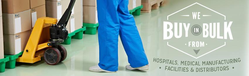 Hospital Overstock's Abundance of Inventory