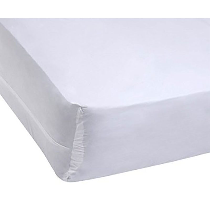 Mattress Cover Qltd Vinyl 36X80 EA Hospital Overstock